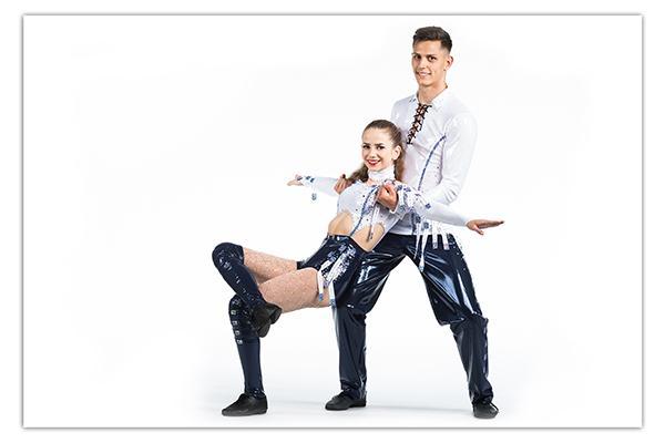 Fotografiranje plesnih tekmovanj